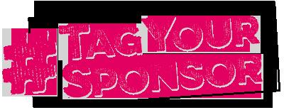 #TagYourSponsor